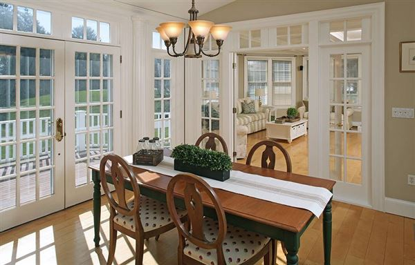 GRACIOUS andclassic Victorian home  luxury homes