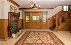 Luxury real estate GRACIOUS andclassic Victorian home