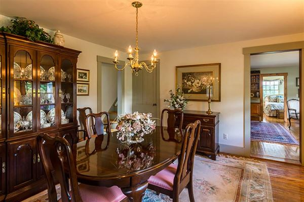 Cedar Grove Farm luxury real estate