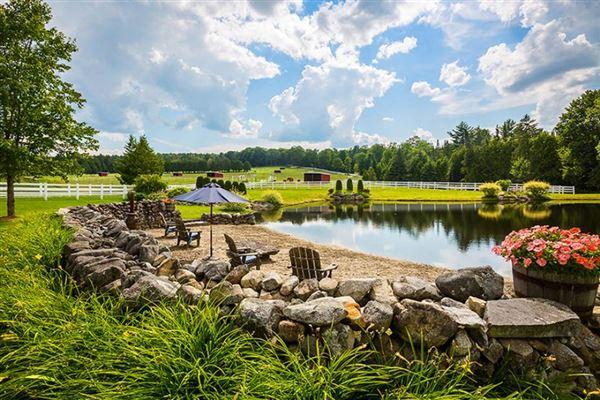 Luxury homes  Cedar Grove Farm