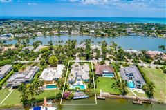 Luxury homes in one-of-a-kind waterfront estate