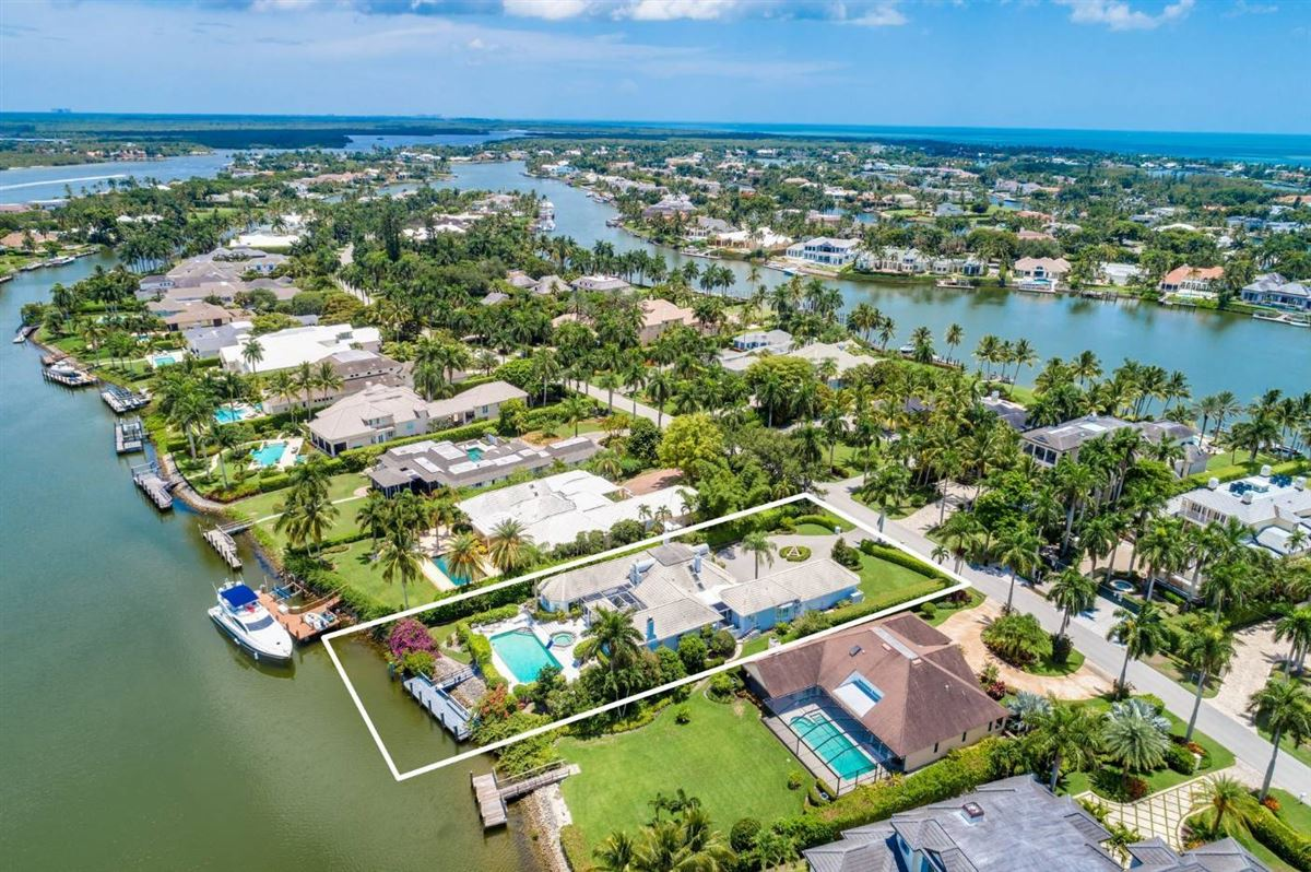 Luxury properties one-of-a-kind waterfront estate