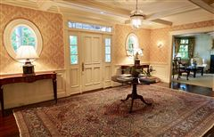 exceptional custom home on Marblehead Neck mansions