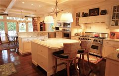 Luxury homes exceptional custom home on Marblehead Neck
