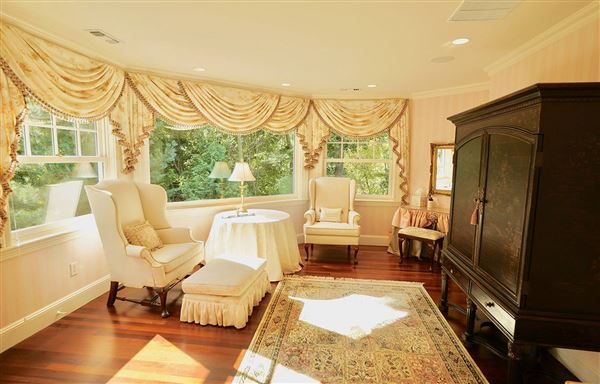 exceptional custom home on Marblehead Neck luxury real estate