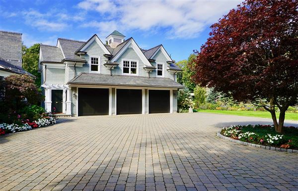 Luxury homes in exceptional custom home on Marblehead Neck