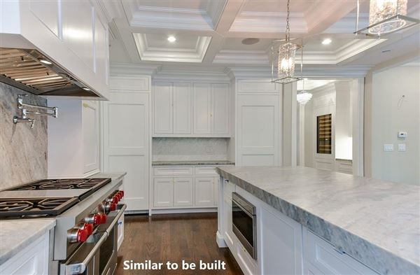 Mansions Award-winning builder new construction home