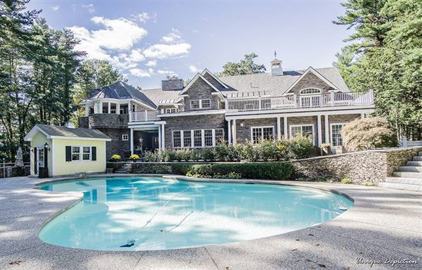 beautiful home in north andover luxury properties