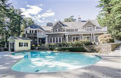 Mansions beautiful home in north andover