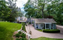 Private 24-plus acre estate mansions