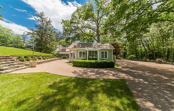 Luxury real estate Private 24-plus acre estate