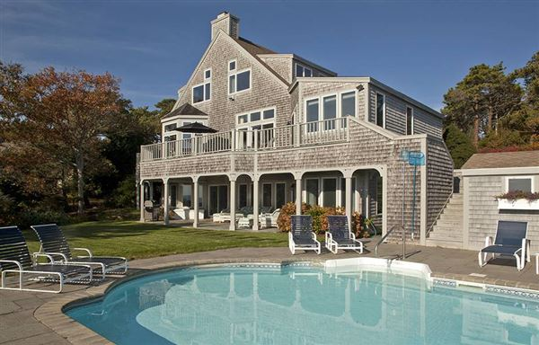 Luxury real estate one-of-a-kind Wings Neck Estate