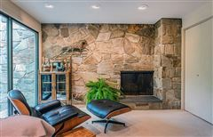 Mid Century Modern set in Historic Middlebury  luxury properties