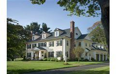 Luxury real estate gracious Cliff Estates Colonial