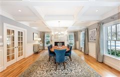 gracious Cliff Estates Colonial luxury real estate