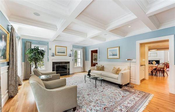 gracious Cliff Estates Colonial luxury homes