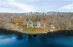 Luxury real estate Graymoor Manor on Indian Lake