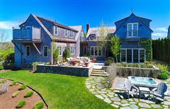 Luxury real estate GRACIOUS  two-story home