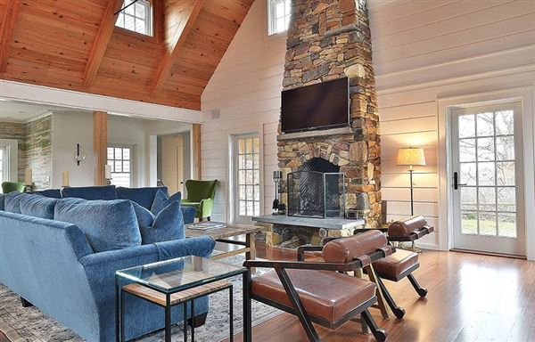 GRACIOUS  two-story home luxury real estate