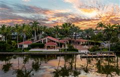 Luxury real estate One Of Naples Most Coveted Waterfront Properties