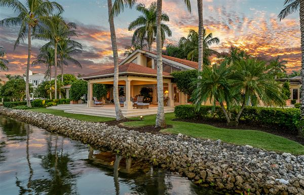 One Of Naples Most Coveted Waterfront Properties luxury real estate