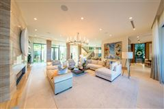 private gated ocean to Intracoastal estate mansions
