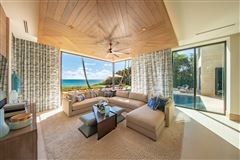 Mansions in private gated ocean to Intracoastal estate