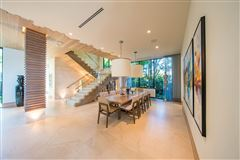 Luxury homes private gated ocean to Intracoastal estate