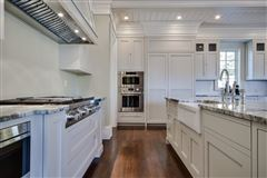 outstanding new home in coveted wellesley farms mansions