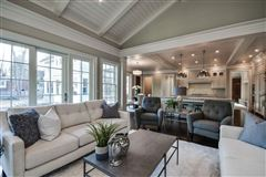 Luxury homes in outstanding new home in coveted wellesley farms
