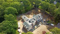 Mansions in outstanding new home in coveted wellesley farms
