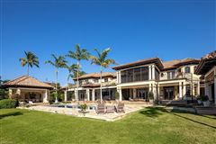 Beautiful estate spanning two Port Royal lots luxury homes
