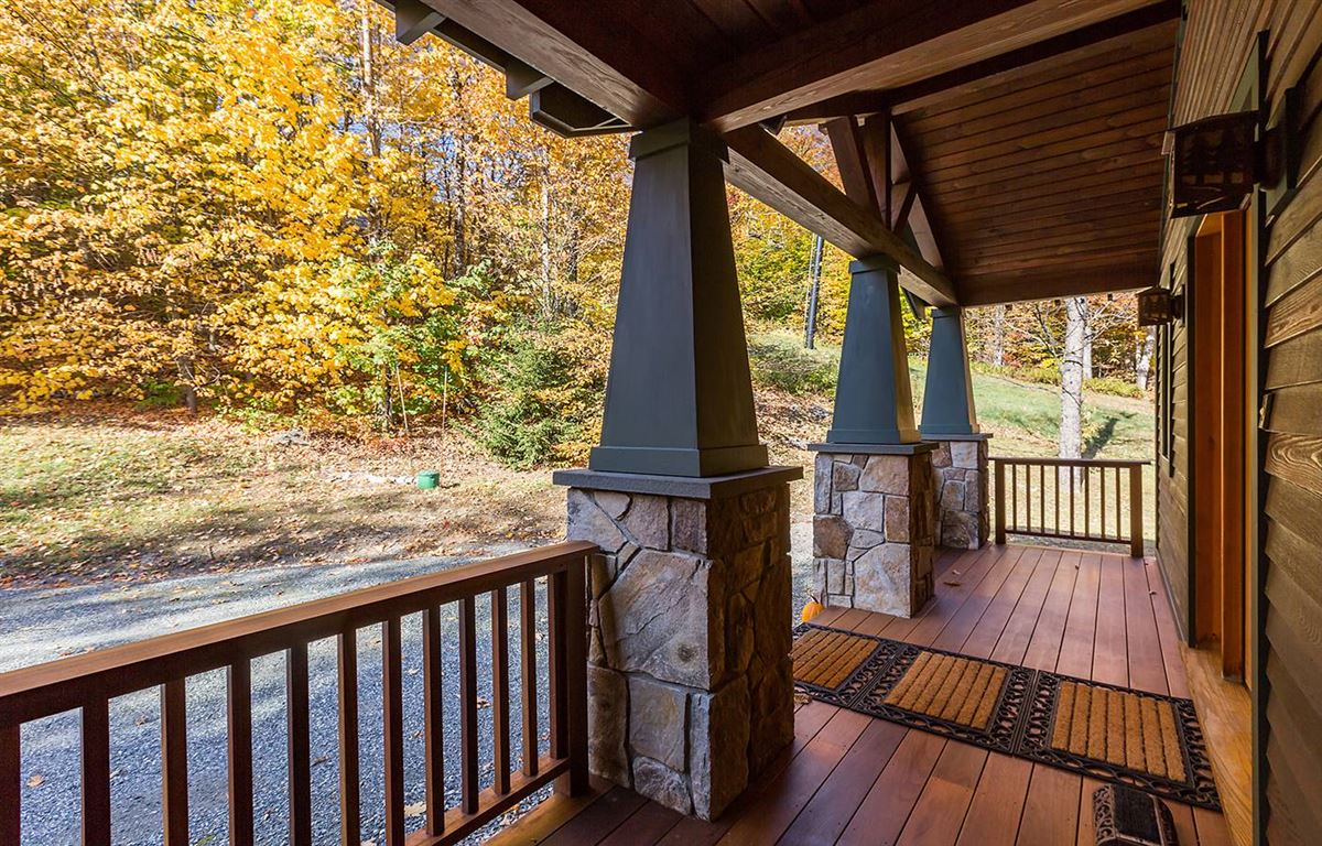 the ultimate slope side location on Okemo luxury properties