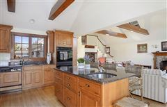 Luxury properties Gracious rambling Cape with deeded beach rights
