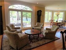 beautiful Niantic River waterfront home mansions