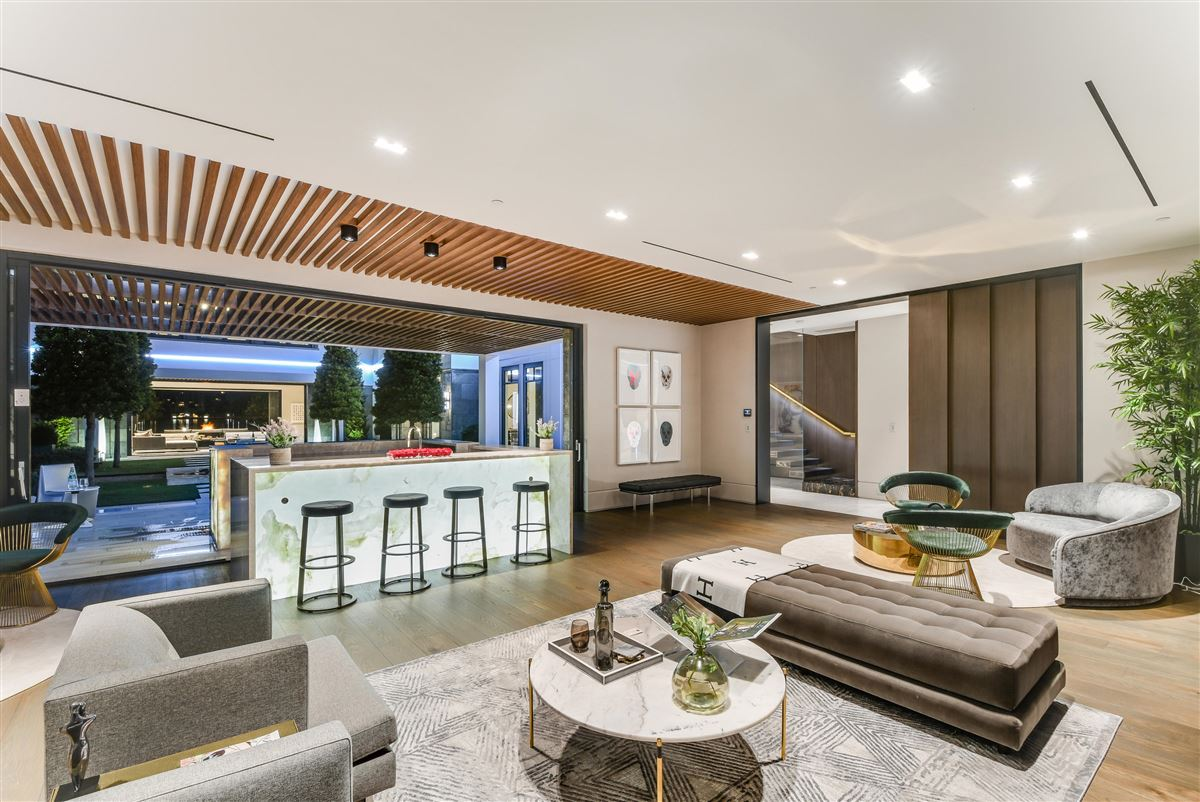 this resort-inspired home is move-in ready luxury homes