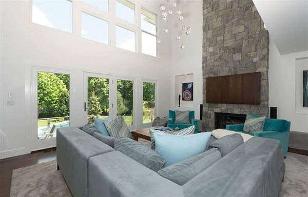 Luxury properties rare combination of sophistication and function