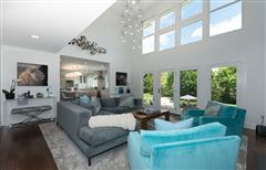 rare combination of sophistication and function luxury homes