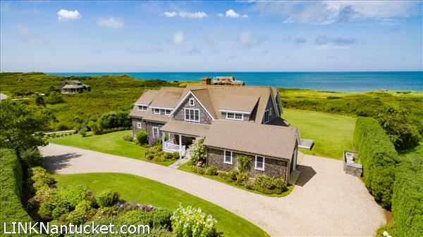 Luxury homes beachfront home on two-plus acres