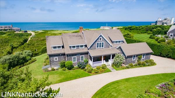 Luxury real estate beachfront home on two-plus acres