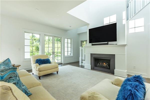 Luxury homes desirable Village of Rye Brook