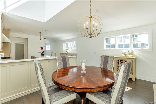 Luxury real estate desirable Village of Rye Brook