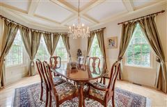 Grand Colonial in an estate setting luxury real estate