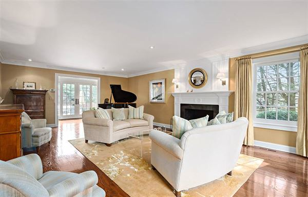 Luxury real estate top to bottom renovation andexpansion brilliantly executed