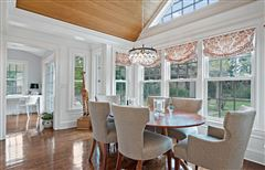 top to bottom renovation andexpansion brilliantly executed luxury real estate
