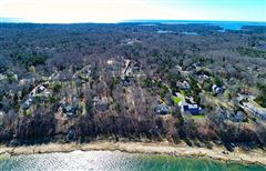 two luxury lots on town cove luxury homes