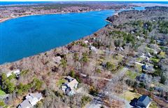 Luxury real estate two luxury lots on town cove