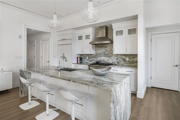 Luxury real estate remarkable Single floor residence