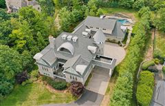 "Luxury homes in custom built ""in town"" estate"