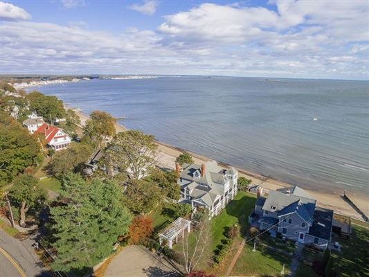waterfront living in clinton luxury homes